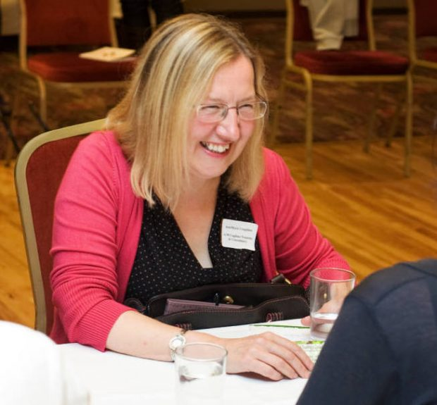 Ann Marie Coughlan from A M Coughlan Training & Consultancy pictured at Dungarvan and West Waterford Chamber's Speed Networking event in Lawlor's Hotel, Dungarvan - David Clynch